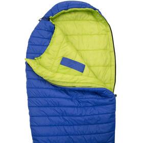 Carinthia G 180 Sacos de dormir L, blue/lime